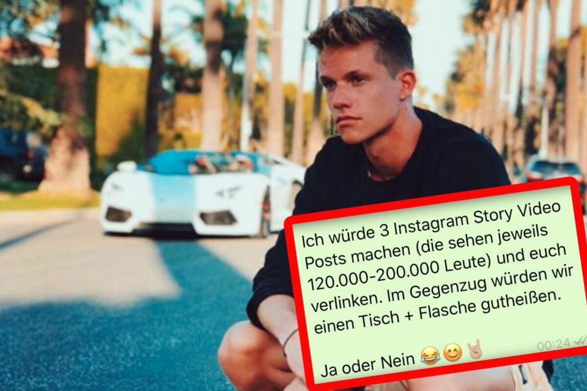 Nackt luca concrafter Concrafter whatsapp