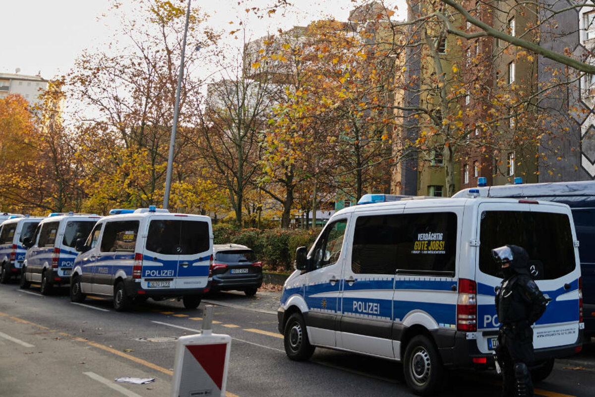 Berlin Verkehrsstörungen