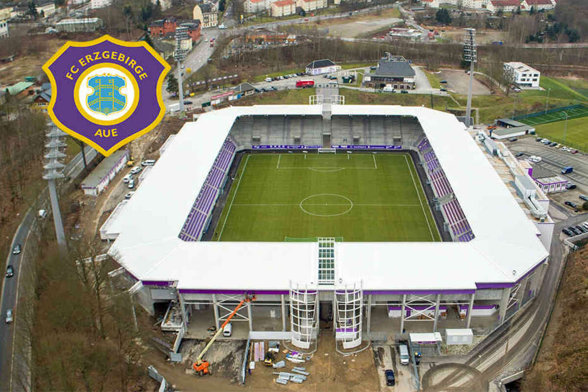 Stadion Aue