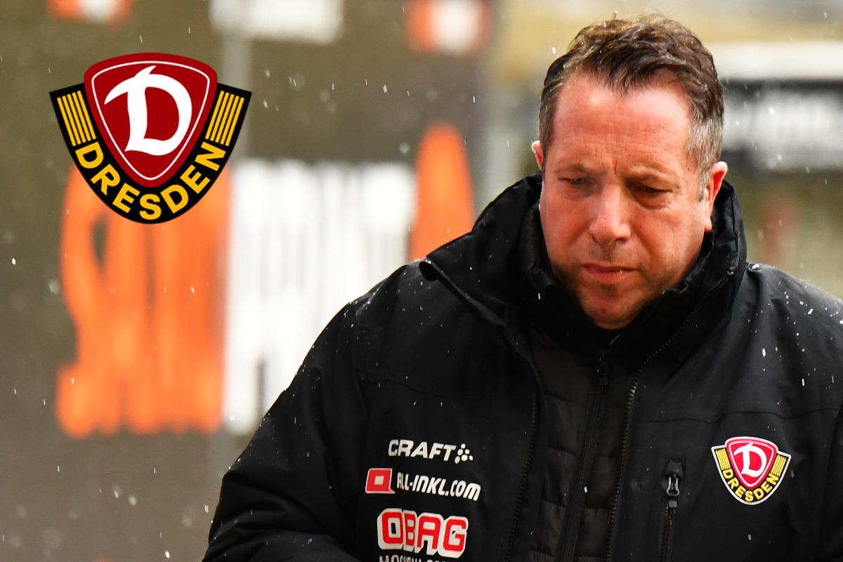Dynamo-Coach Kauczinski über Trainerentlassungen in Liga 3: