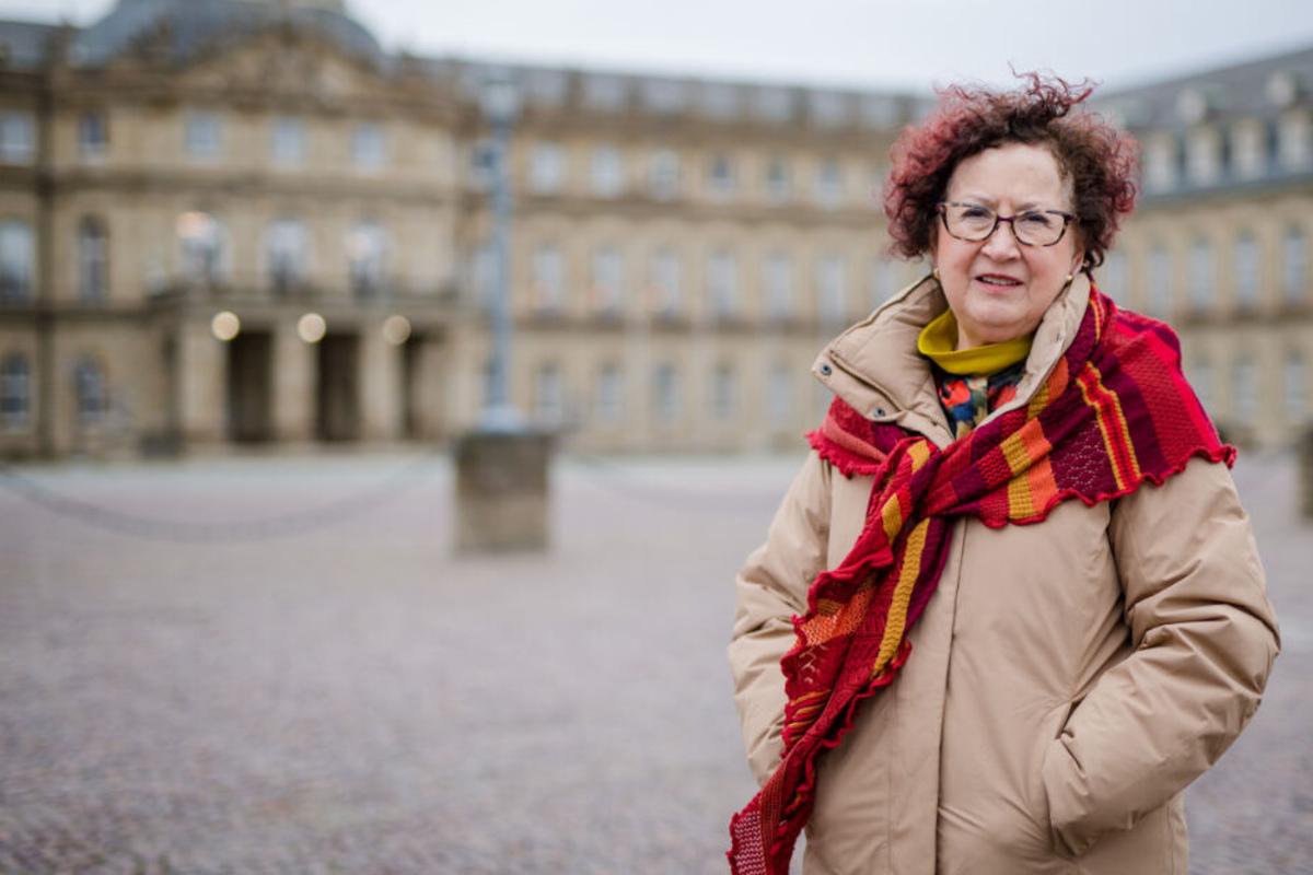 Gerlinde Kretschmann So Ist Die First Lady Wirklich Tag24