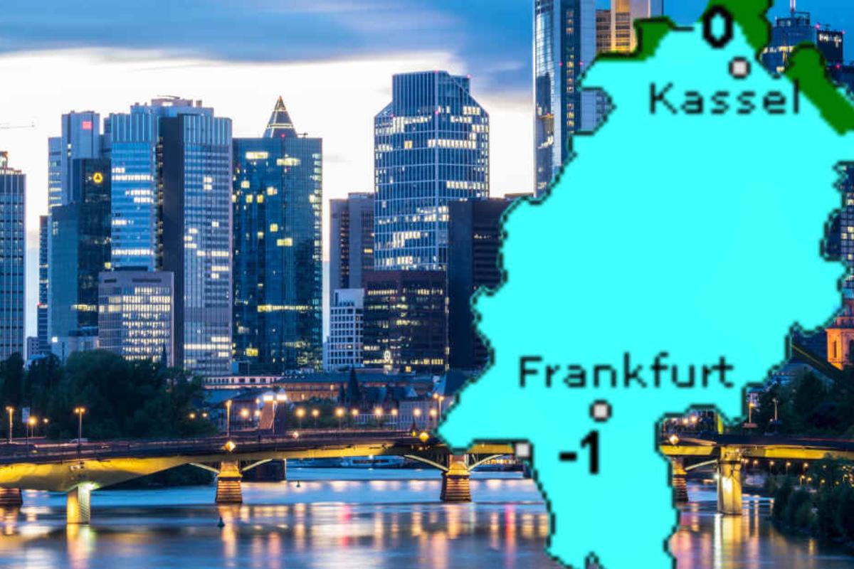 Wetter Hessen Frankfurt