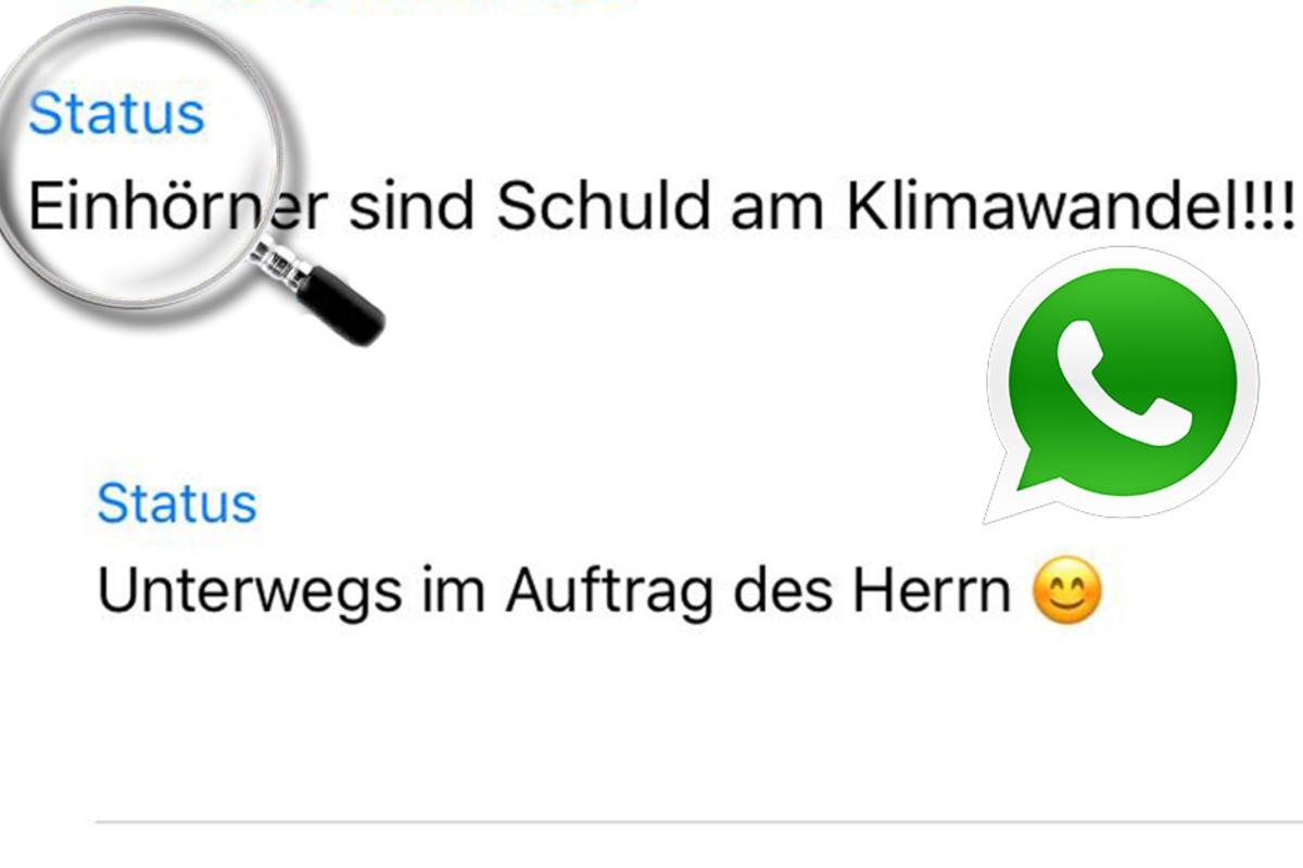 Whatsapp Sehen Wer Meinen Status Liest - Goimages Insider
