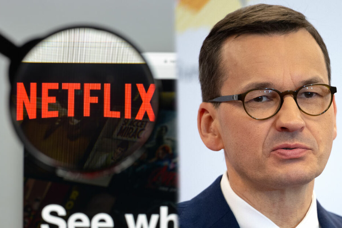 Netflix Polnisch