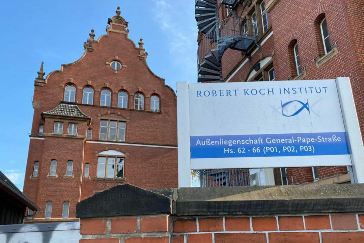 Robert Koch Institut Reisewarnung