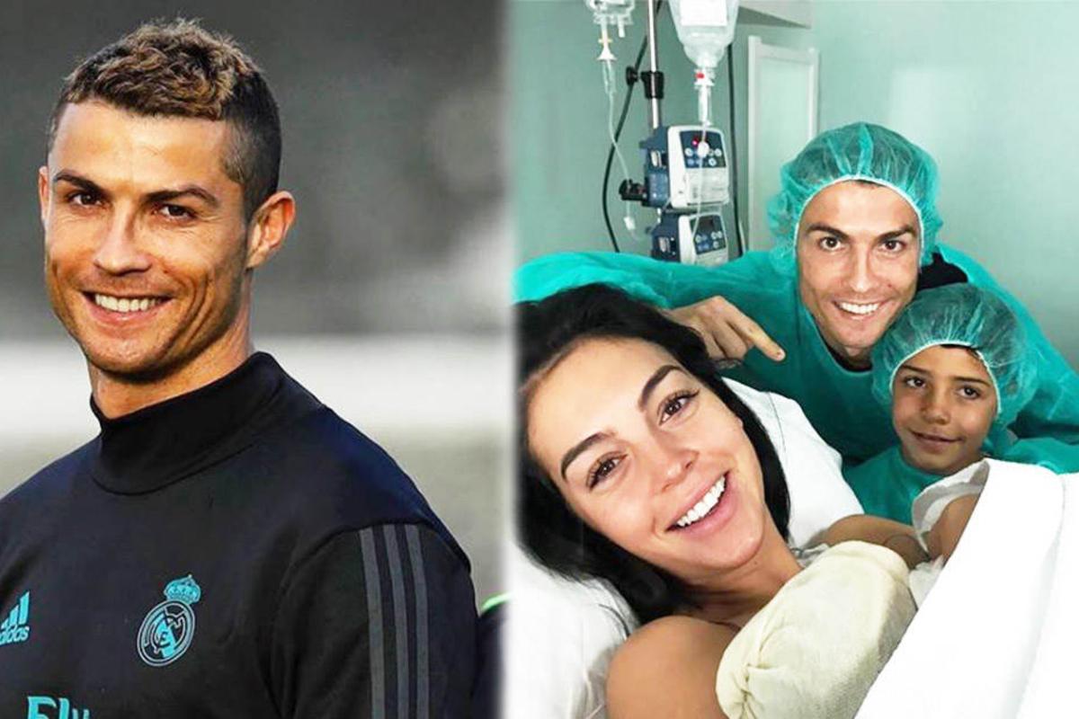 Ronaldo Vater