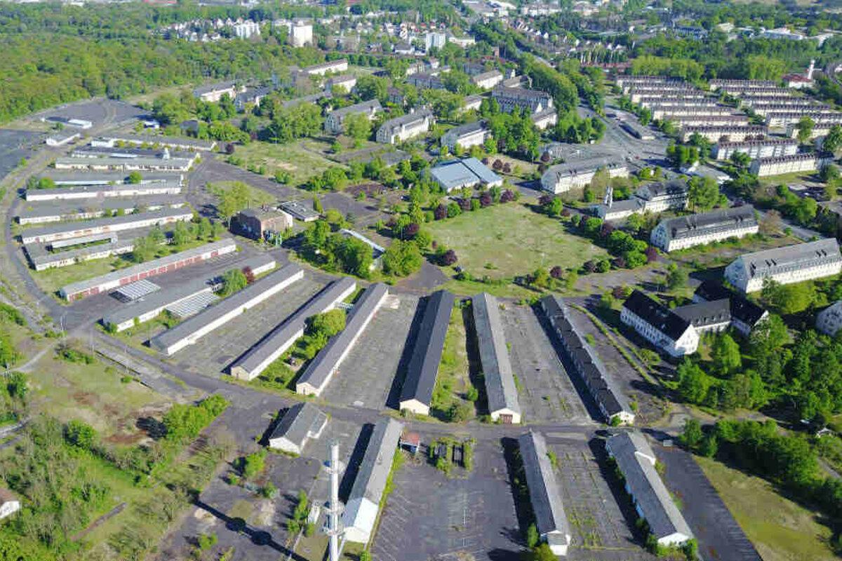 Hanau Bombenfund