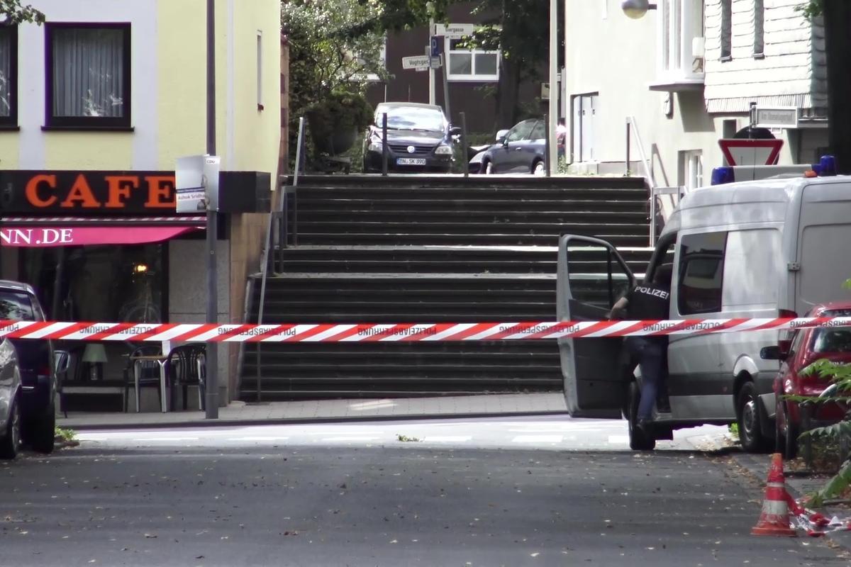 Bonn Messerstecherei