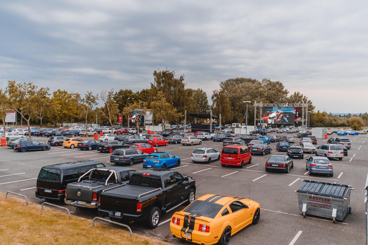 Diese Filme zeigt das Autokino am Dresdner Flughafen nur