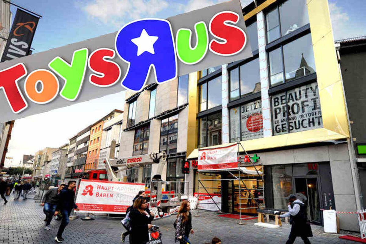 Toys R Us Darmstadt