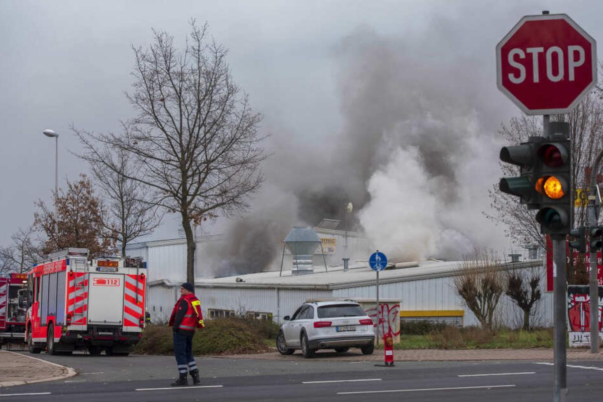 Großbrand Köln Heute
