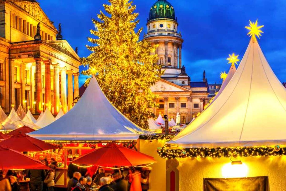 Heiligabend Frankfurt