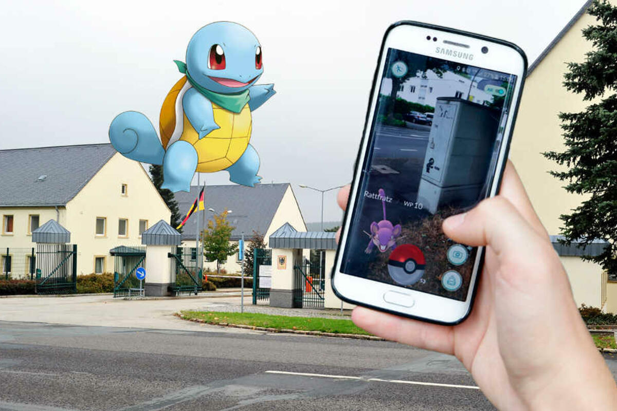 Pokemon Go Frankfurt
