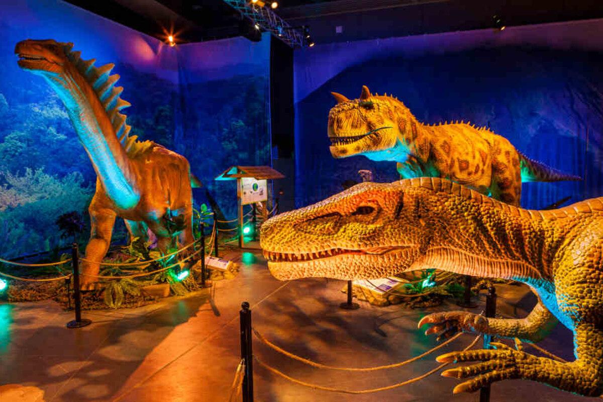Dinosaurier Erobern Die Welt Stream