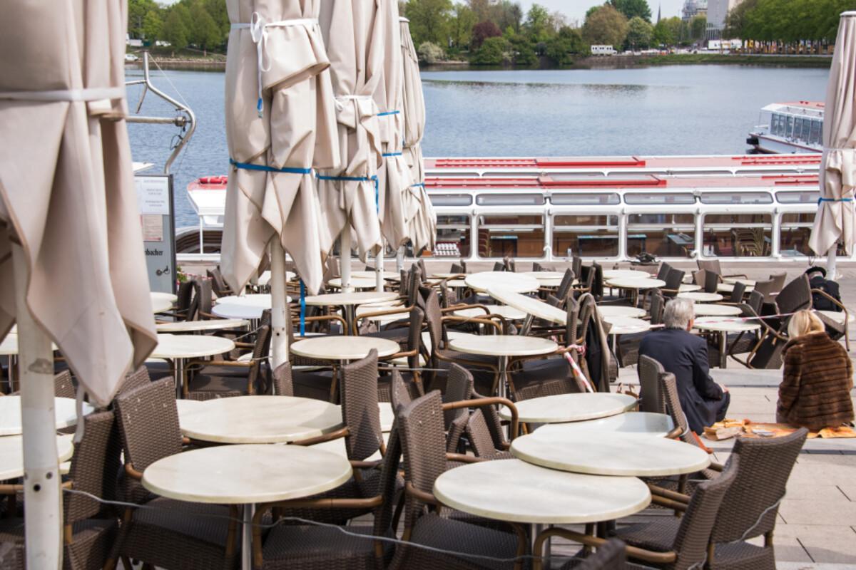 Corona Restaurants öffnen