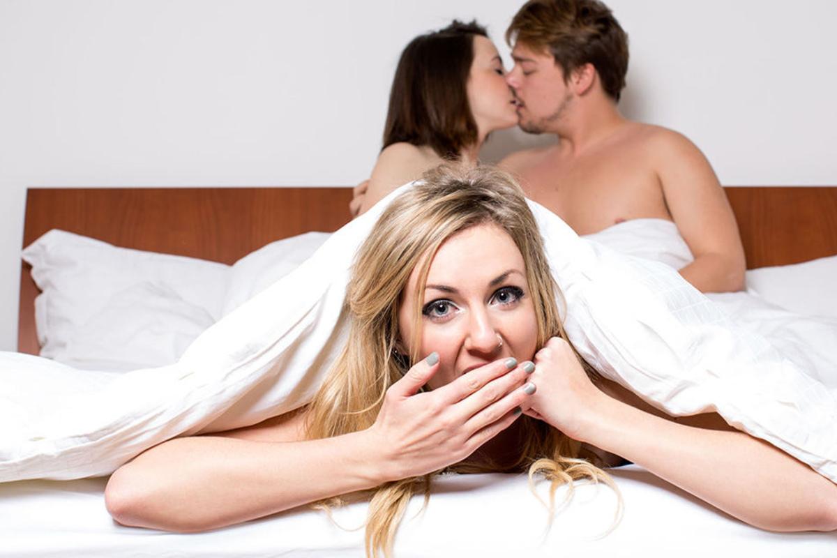 Tochter mutter intim mit Mädels: Intimrasur