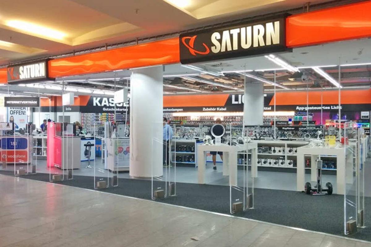 Saturn In Darmstadt