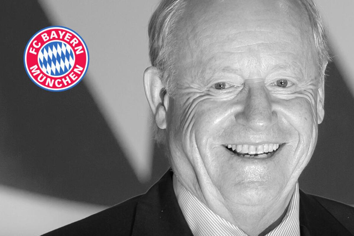 Bayern München Trauerflor