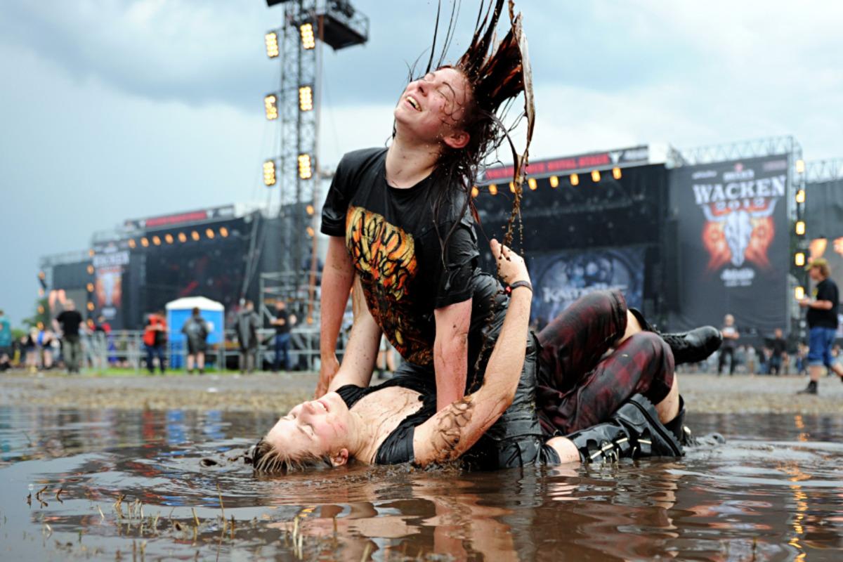 Wacken-Open-Air: Legendäres Heavy-Metal-Festival feiert
