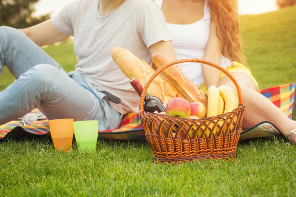 Aus Picknick Wird öffentlicher Sex