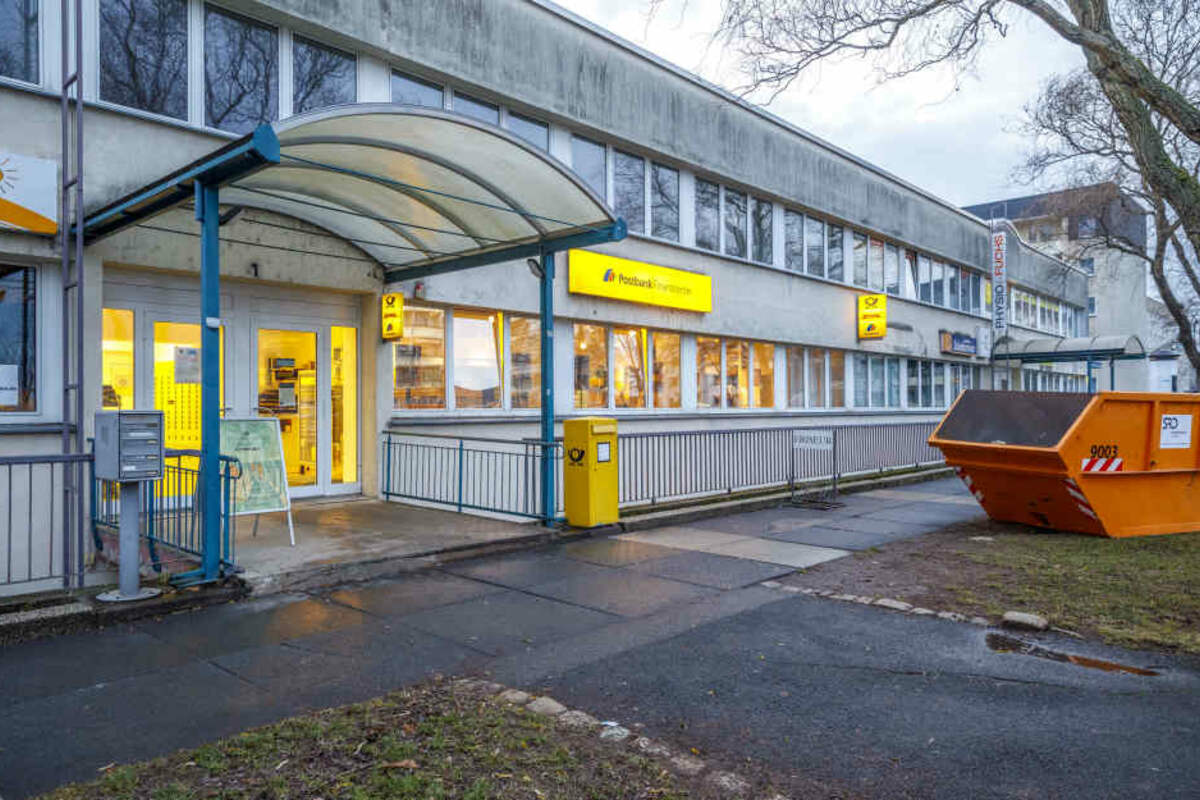 Postfilialen In Hamburg