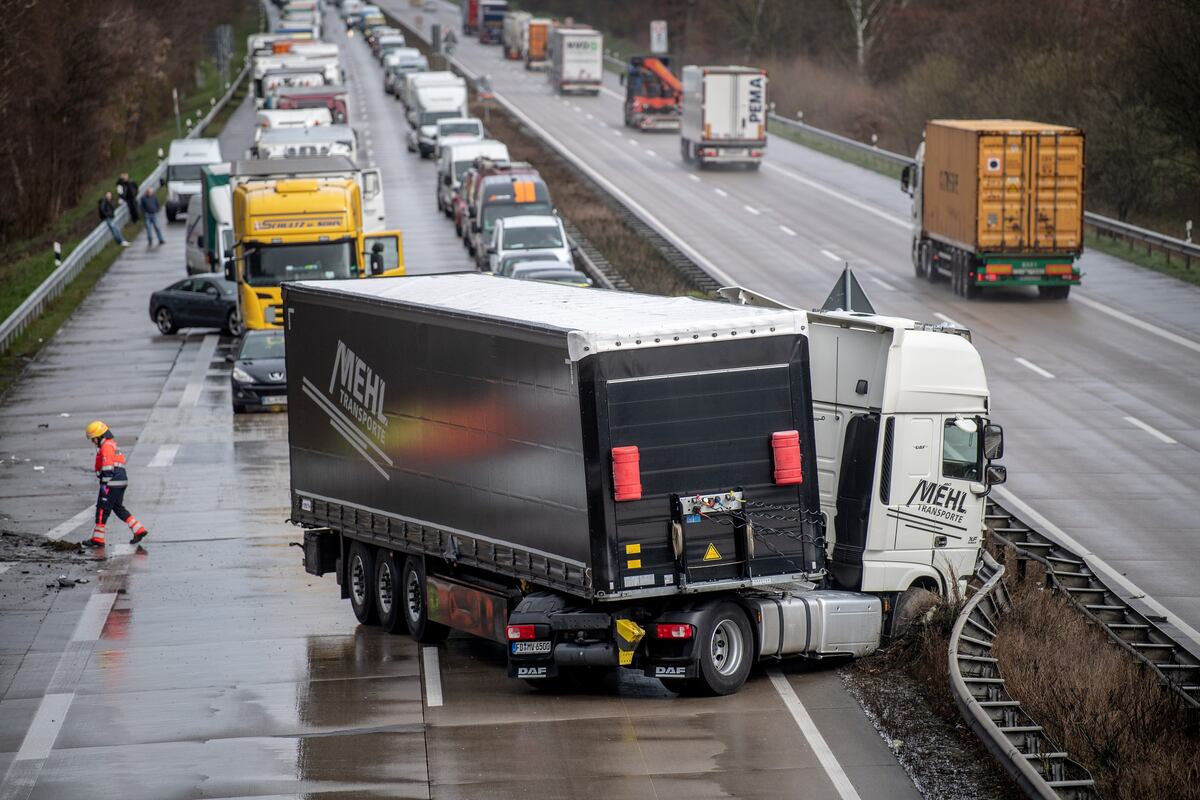 Unfall Wildeshausen A1 Heute