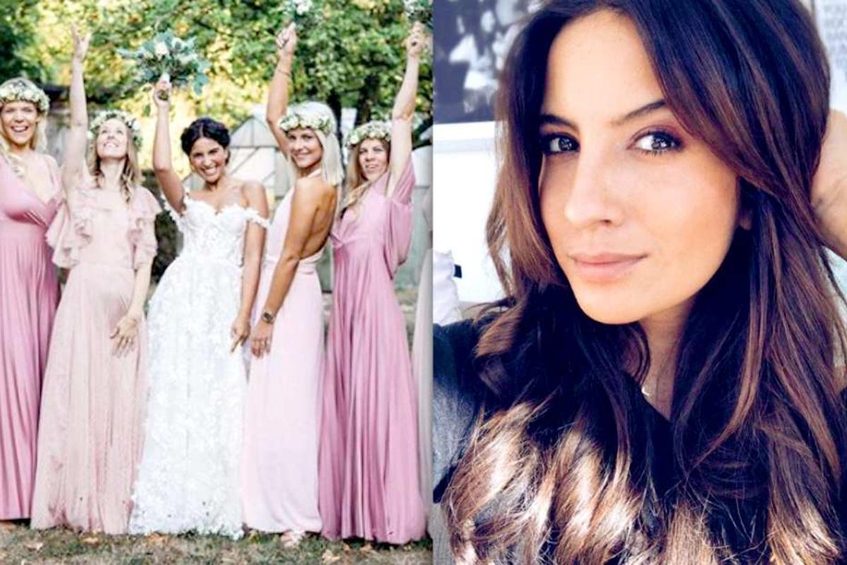 GZSZ-Star Chryssanthi Kavazi verrät zauberhaftes Hochzeitsdetail ...