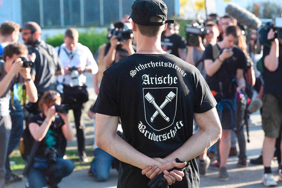 Ostritz Nazi