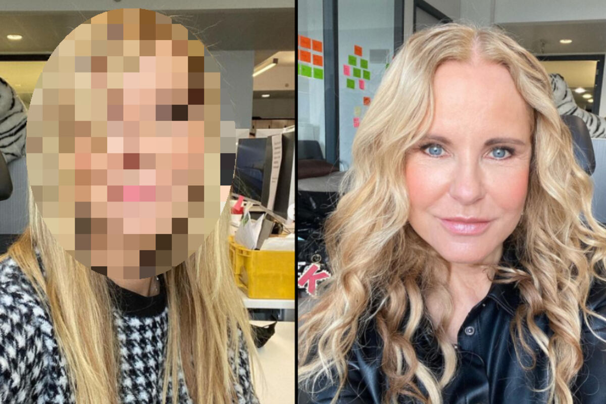 Katja Burkard überrascht mit glatten Haaren, doch Follower sind empört: