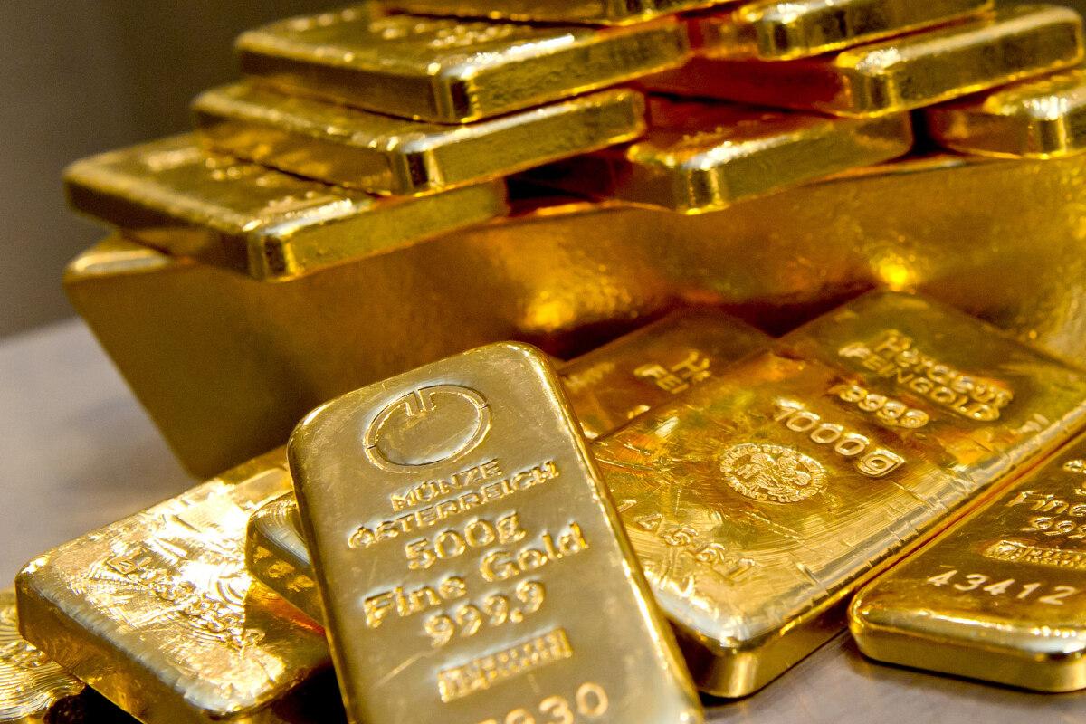 1 Tonne Gold Wert