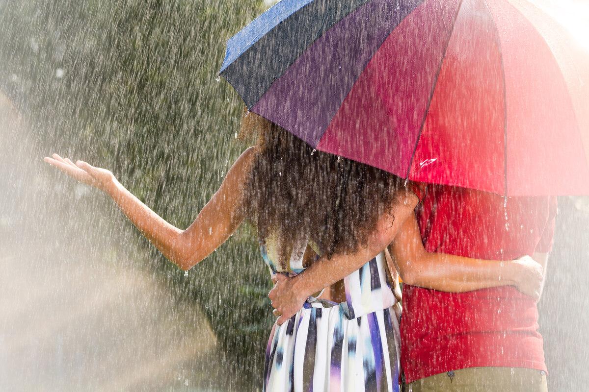 Wetter in NRW: Nach der Hitze kommt der Regen