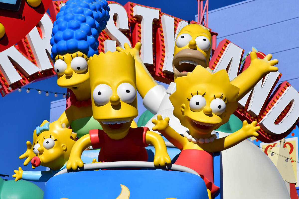 Simpsons Vorhersage Corona