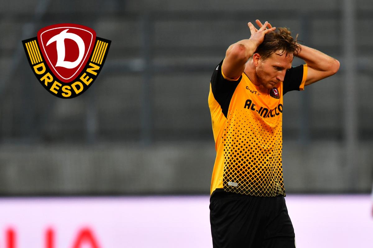 Bitter: Dynamo-Leader Marco Hartmann bricht Training ab und fällt weiter aus! - TAG24