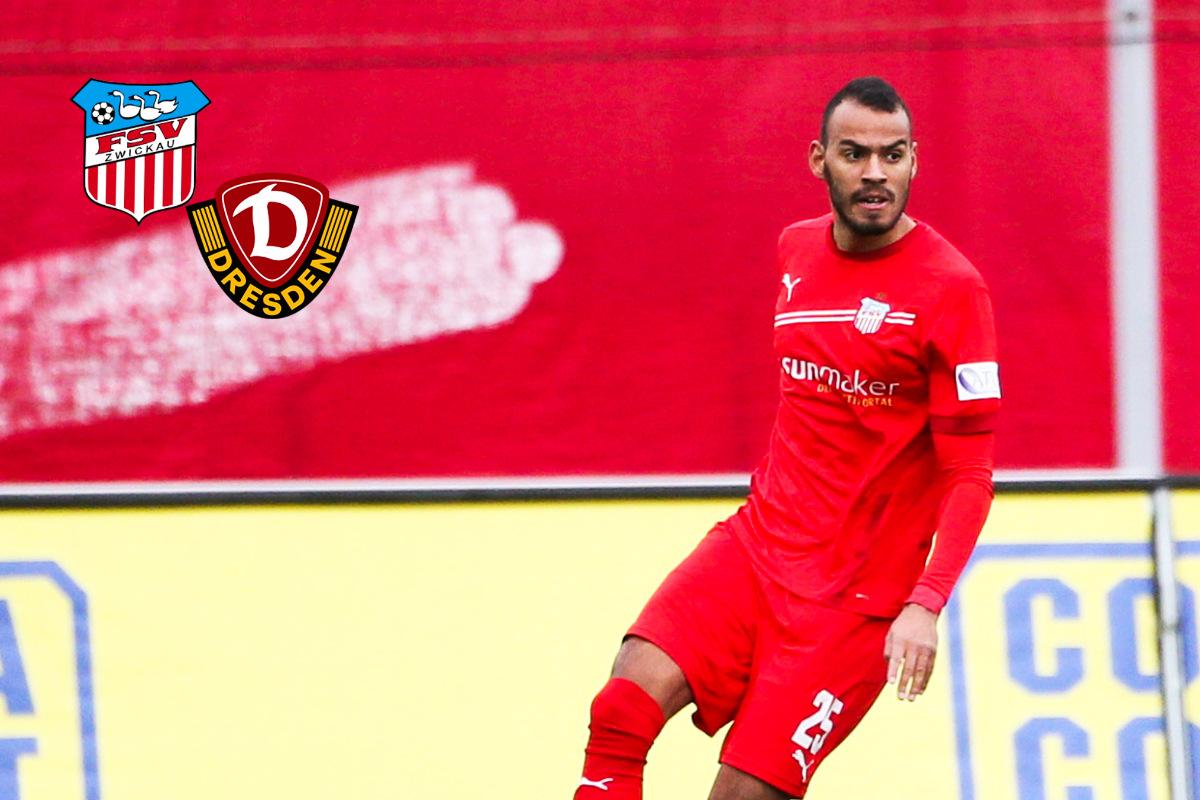 FSV-Verteidiger Nkansah über Elfmeter für Dynamo: Ein Witz! - TAG24