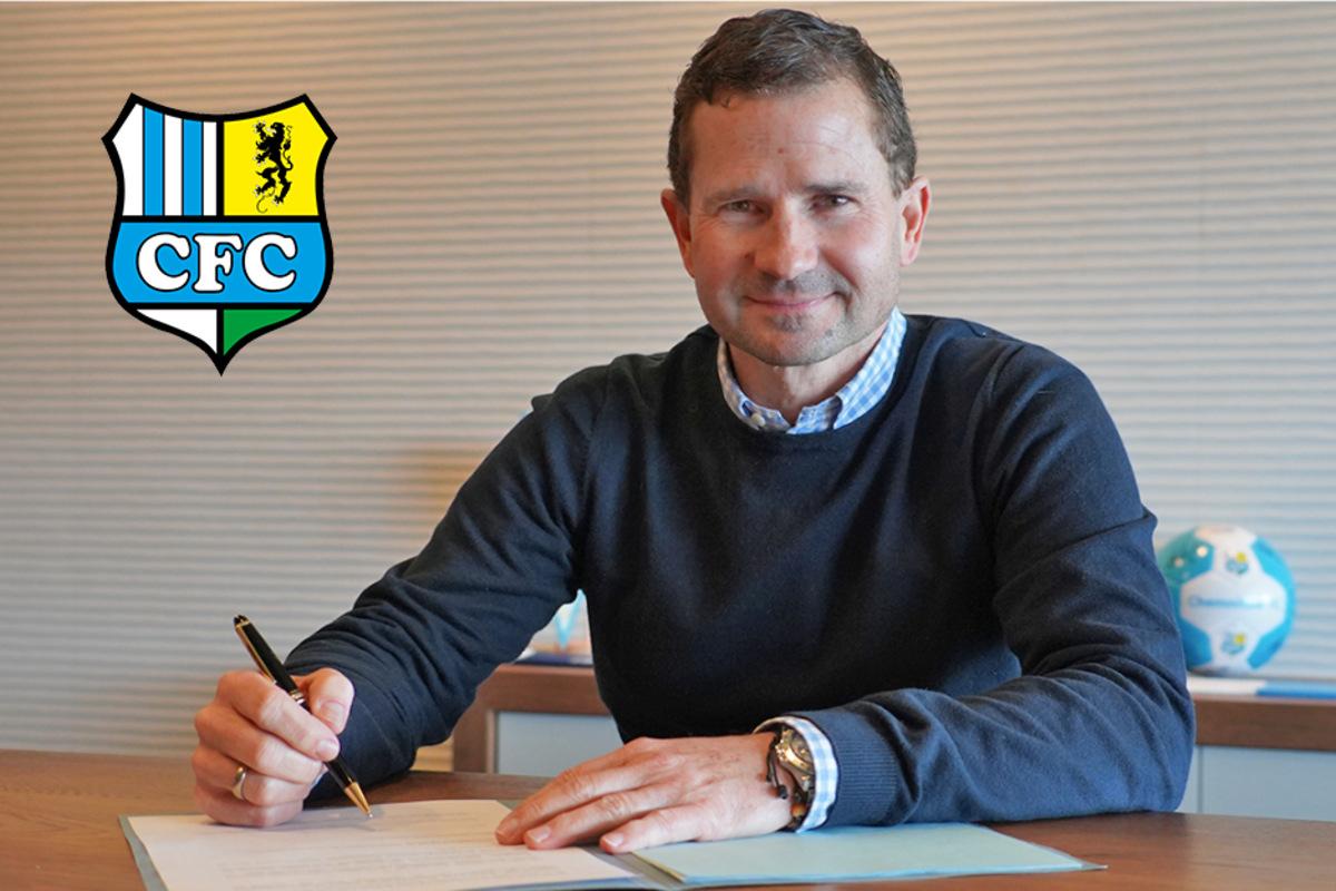 Paukenschlag! Marc Arnold wird neuer CFC-Sportdirektor - TAG24