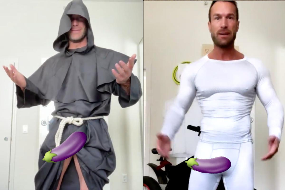 Yotta nackt bastian penis Derek Theler