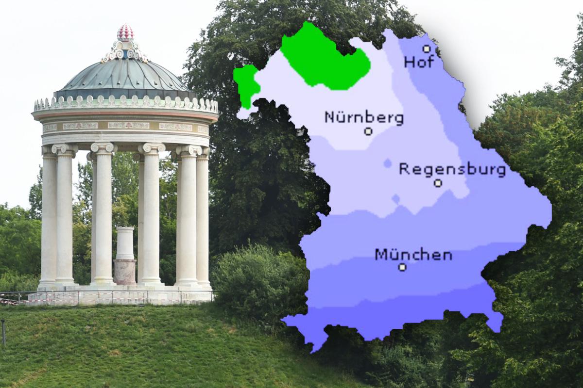 Wetter Montag Frankfurt