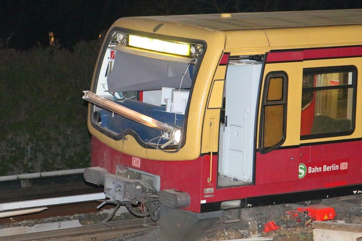 S-Bahn Unfall Berlin Heute