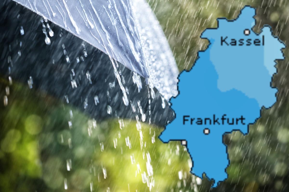 Das Wetter In Hessen