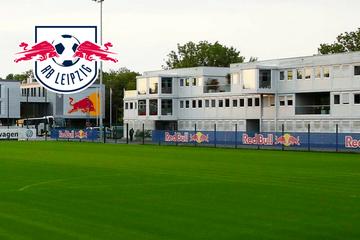 Baustart 2022! Bald sind RB Leipzigs Container-Büros Geschichte