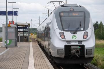 Große Pläne: Diese S-Bahn-Strecken in Mitteldeutschland sollen 2035 in Betrieb gehen