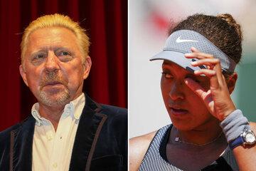 Boris Becker issues warning to Naomi Osaka over mental health struggles