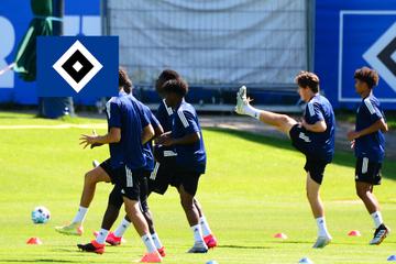 HSV-Trainingsauftakt: Diese Spieler fehlten bei der ersten Einheit!