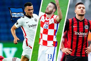 Hertha BSC: Kostic, Vlasic, Jovic, wen holt Bobic noch nach Berlin?