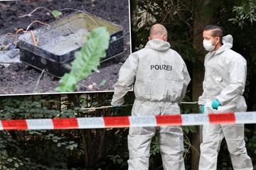 Leipzig: Direkt neben Leipziger Grundschule: Erneut Sprengstoff-Päckchen gefunden