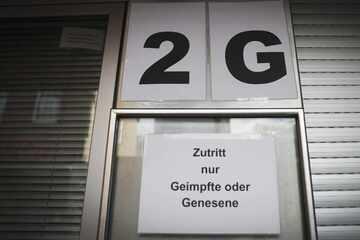 Hamburg: 2G-Hammer in Hamburg! Maskenpflicht wird teilweise abgeschafft, Ungeimpften Zutritt verweigert