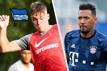 Hertha BSC: Sevilla oder Familie für Jérôme Boateng, Netz vor Absprung?