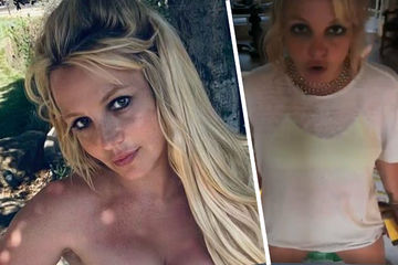 """""""This is me messing around"""": Britney Spears posts and deletes topless photos multiple times"""