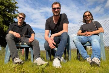 """Sorbische Band """"Skupina Astronawt"""" hat großen Fernsehauftritt im ZDF"""