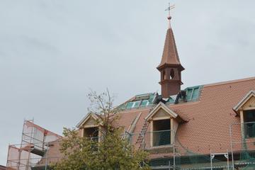 Hier hat der Turm einen Haken: Sächsische Stadt bekommt eins aufs Dach!